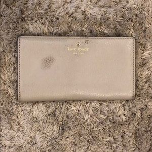 Kate Spade Stacey Leather Wallet